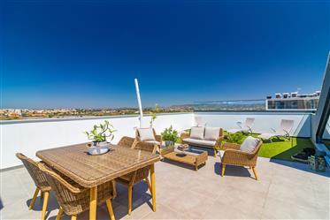 Vue Mer, Piscine, 4 chambres, Terrasse 92m2 Plage à 5min