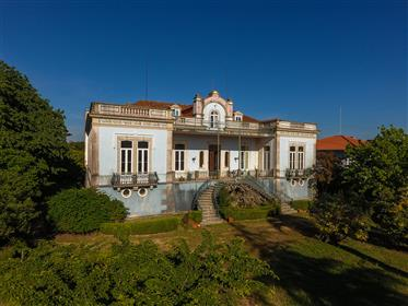 Villa Carlota - Palacete Senhorial Sec Xx - Habitado