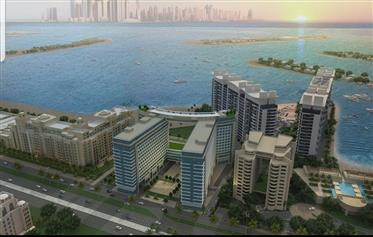 Apartments in the palm