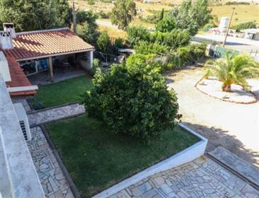 Detached 3 bedroom villa with 6900m2 land, located in the Ca...