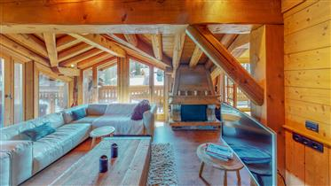 Exceptional Chalet In Courchevel 1850