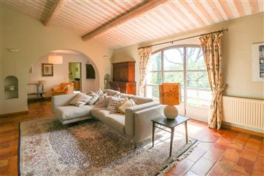 Charming villa within walking distance of Valbonne