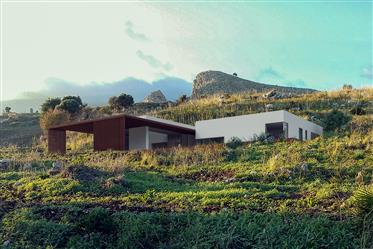 Castellammare del Golfo, Design Villa in Scopello