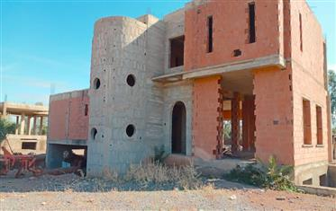 Takeover Project construction 10 villas, 1 hotel, swimming pool, Marrakech