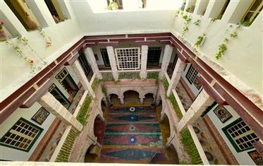 Sale authentic riad at the end of the 18th century Essaouira Morocco