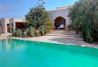 Villa 20mn Essaouira piscine 5 chambres