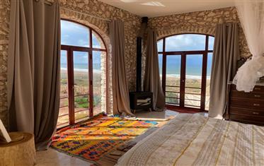 Maison vue sur mer et campagne à 360°, 3 chambres