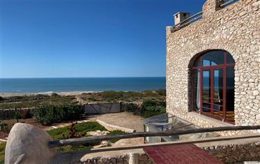 House with 360 ° sea and countryside view, 3 bedrooms