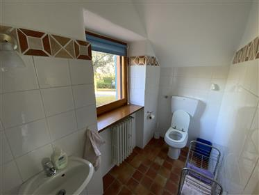 This Villa has a wonderful location with sea view and just 18 km from the coast and the town Fano. T
