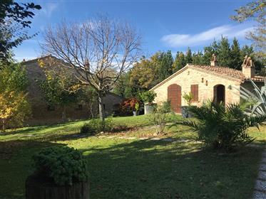 Villa in mattoni con terreno San Giorgio