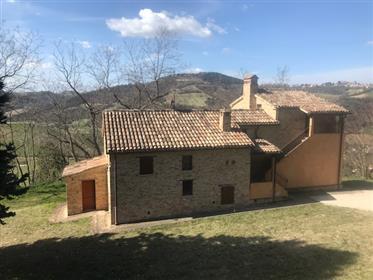 Farmhouse , Country house Montefeltro