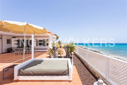 1ª línea de mar con acceso privado a la playa en Costa Calma, Fuerteventura