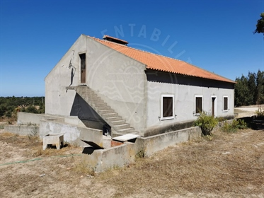 5,9Ha Land with Sea View - Melides