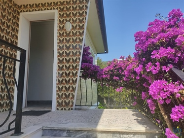 Villa in a bathing area, 300 meters from the beach, consisting of two floors, independent