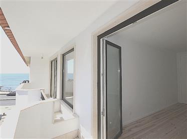 Apartamento T3  vista mar na Parede