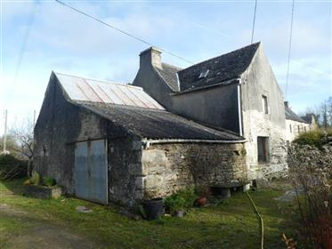 Charm and Character for this house in need of total renovation