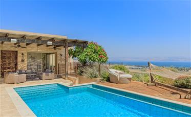 Beautiful house with sea of Galilee view