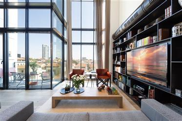 White City Tel Aviv - Prime Location Loft