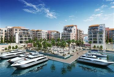 Port De La Mer  La Voile  , where the sea meets the city