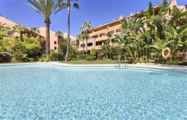 Beachside Marbella Apartment At Only 350 Meters To The Beach!