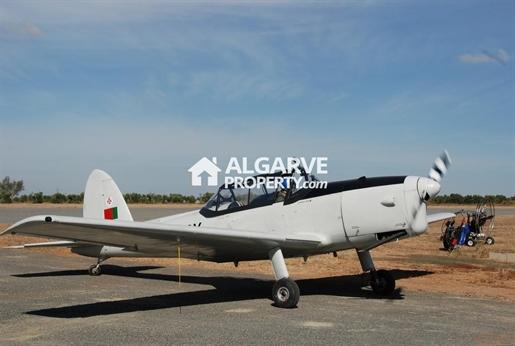 Beja - Aeródromo certificado e Excelente Moradia inseridos em propriedade com 29 hectares no Sul de