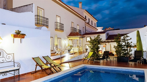 Successful 11 bedroom guest house with swimming pool in hist...