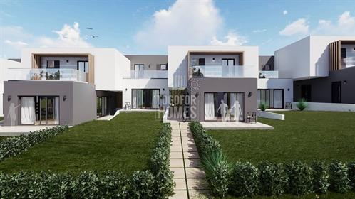 Apartamentos Duplex T2 em construção no Golf Resort, Silves