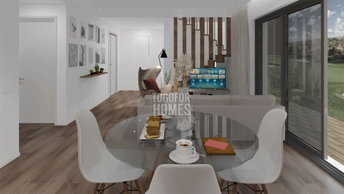 2 Bedroom Duplex apartments under construction on Golf Resor...