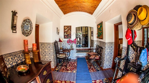 Charmante Villa 5 Chambres avec Vue sur Mer, São Brás de Alp...