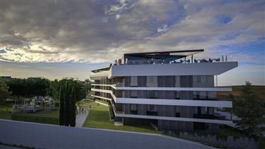 Modern apartment in luxury resort