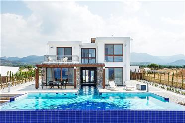 Luxury Sea Front Villas For Sale In Tatlisu Famagusta