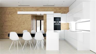 Apartment: 115 m²
