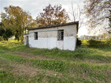Land: 400 m²: 2500 m²
