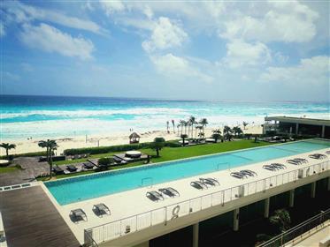 Hermoso condo 4 Rec. Frente al mar - Cancun, Riviera Maya