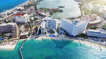 Penthouse de 5 Rec. Con vista al mar - Cancun, Riviera Maya