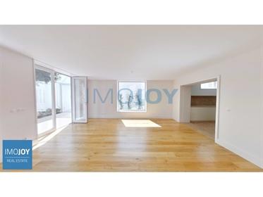 Haus T4 in Foz Velha, im Bau, mit Garage und Garten.