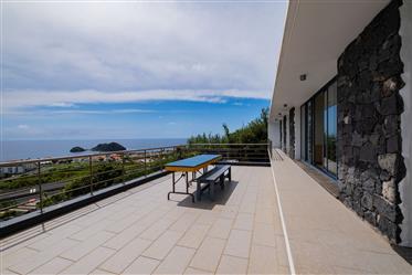 Casa com vista mar