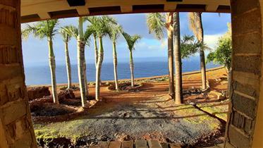 Villa impresionante con vistas al mar y Teide