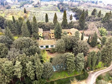 Villa A Vendre A Florence Quartier Bolognaise
