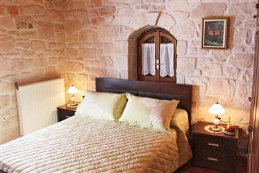 Luxury traditional village stone house for sale