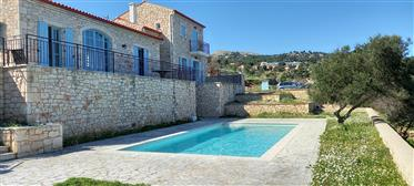Tuscany style 4 bed villa for sale