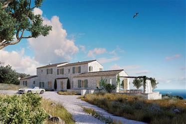 Stunning, stone-built, Tuscan-style Villa