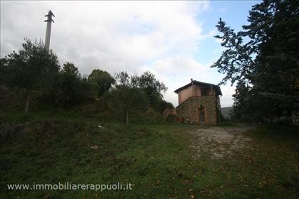 San Leo Bastia, à 25 km de Cortona pour corps de ferme rén