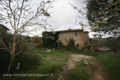 Lisciano Niccone 180 m² ferme en pierre à rénover à vendre