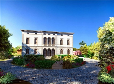 Siena vendesi splendida villa liberty di mq 1142,89