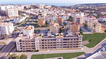 Partments mit 2 Schlafzimmern im Bau im Zentrum von Lagos