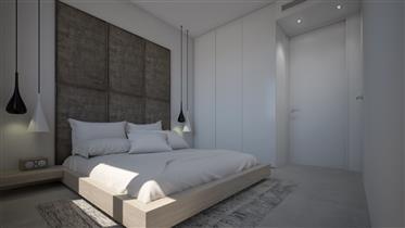 Apartamentos T2 com piscina e lugar no garagem a poucos passos de Burgau