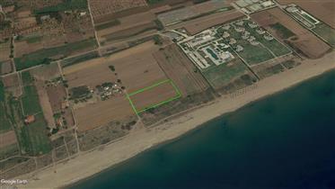 Strandgrundstück in Analipsi Messinias - Kalamata Messinian Bay