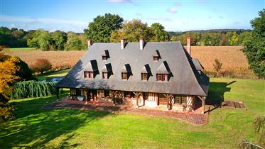 Magnificent property in Normandy