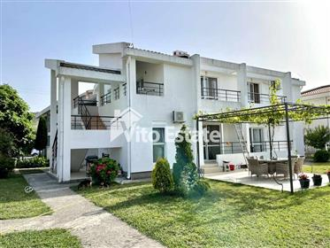 Luxury apartment 103m2 in the city center with sea view
